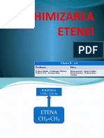 CHIMIZAREA ETENEI