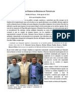 Boletín de Prensa - 28 Agosto 2014
