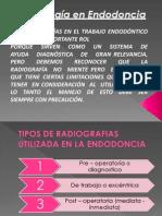 Radiografia Utilizada en La Endodoncia