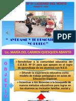 ROMPIENDO BARRERAS EDUCATIVAS