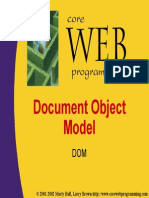 Core Web Programming - Chapter 23