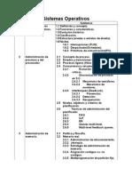Sistemas Operativos ISC