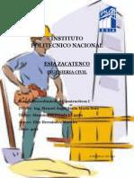 Maquinaria Ligera y Pesada Procedimientos Constructivos
