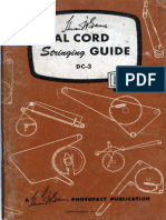 Dial String Guide DC-3