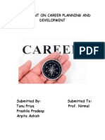 Career Planning and Development-Project