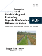 Blueberry Economics