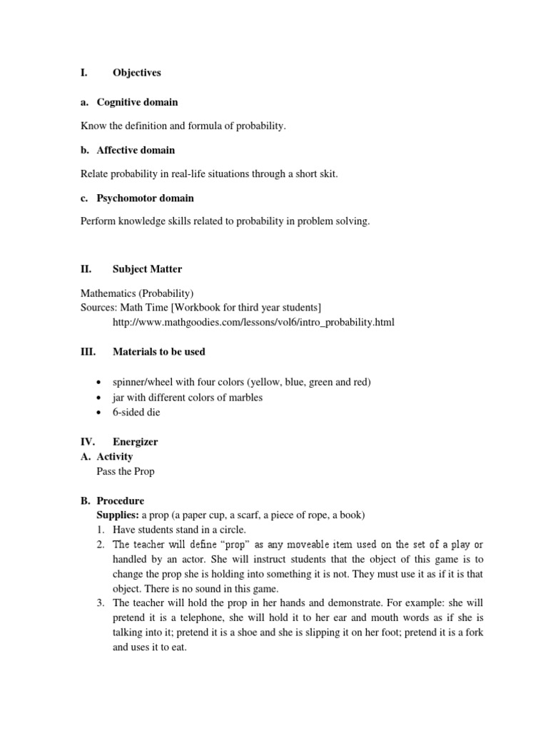 semi detailed lesson plan in mathematics Math lesson plans and resources the teacher's guide-free worksheets, smartboard templates, and lesson plans for teachers.