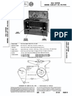 RCA Strato-World 3-BX-671 Ch RC-1125 Sams 228-14