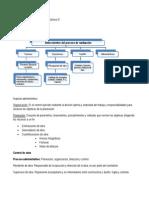 Apuntes Organización Del Proyecto Arquitectónico III