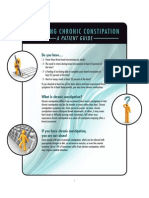 Chronic Constipation & Treatment