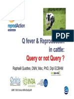 3.Guatteo. Q Fever Impact