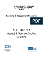 Inspect & Service Cooling Systems