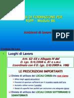 Form Pers Didattico-prima Formazione 2014-AMBIENTI DI LAVORO