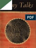 (1945) Army Talks