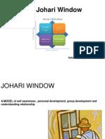Johari Window 2