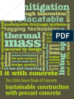 Leaf Through the Options to a More Sustainable Built Environment With Precast Concrete