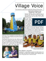 Bottesford Village Voice Edition 73