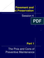 Session 4 - Long Life Pavement and Preservation