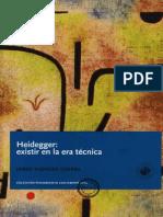 Acevedo Jorge - Heidegger - Existir en La Era Tecnica
