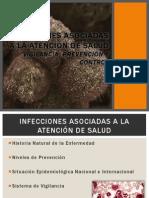 Infecciones Asociadas a La Atención de Salud