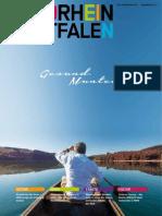 NRW Reisemagazin Herbst 2014