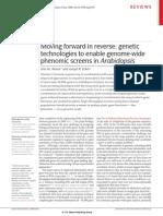 Forwar and Reverse Genetics-1