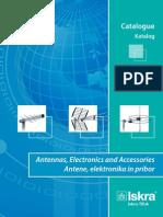 Katalog antene Iskra