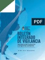 Boletin Integrado de Vigilancia N208-SE12