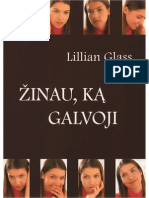 Lillian Glass Zinau Ka Galvoji 2002