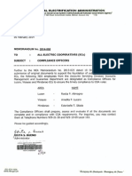 NEA Memo to ECs No. 2014-005 - Compliance Officers