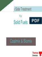 Coalmix & Biomix - Presentation
