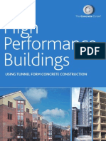 HighPerformanceBuildings Tunnelform