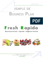 Business Plan Freshrapido