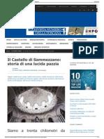 Il Castello Di Sammezzano Storia Di Una Lucida Pazzia - Top
