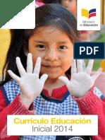 Curriculo Educacion Inicial 2014