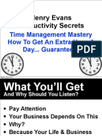 08 - Time Management Mastery