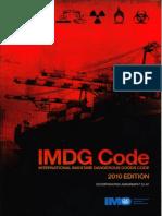 IMDG 35-10 VOLUME 1