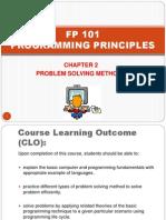 Chapter 2-Problem Solving Methods