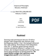 jurnal faringitis anak