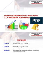 Diseño de Experimenos (Ujcm)
