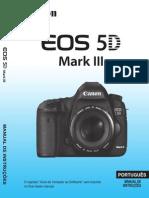 Manual Canon Eos 5d Markiii Pt Dslr Brasil