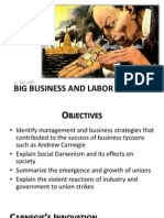 03 6-3 big business and labor