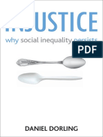 Injustice Why Social Inequality Persists