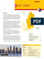 Exporting to Qatar - The DHL Fact Sheet