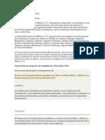 Asociación Química México