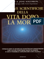 Le Prove Scientifiche Della Vita Dopo La Morte - Solomon
