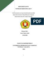 Laporan Kasus Tonsilofaringitis Akut