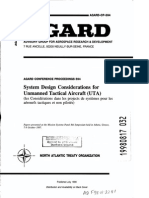 Systems Design Considerations for Unmanned Tactical Aircraft