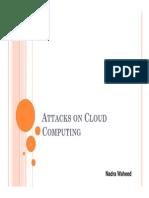 Cloud Attacks