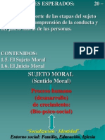 Sujeto Moral